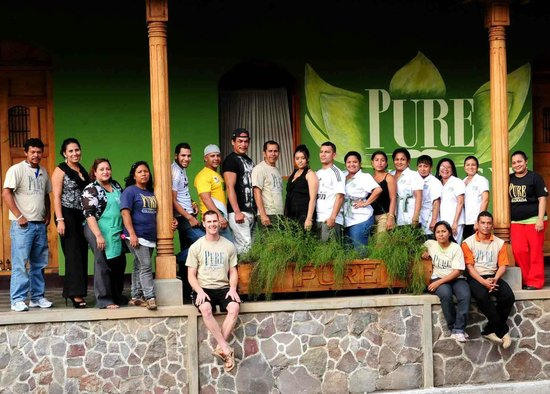 Pure Natural Health & Fitness Center: The PURE Team