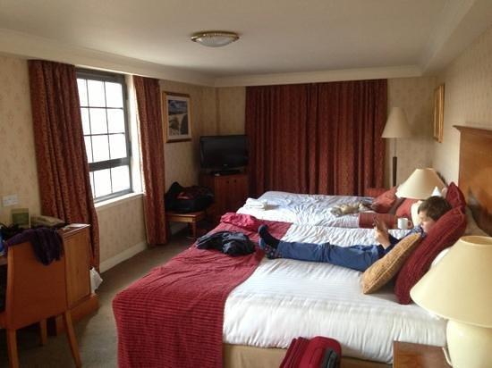 Hallmark Hotel Glasgow: room 419
