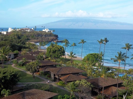Royal Lahaina Resort: View from the lanai