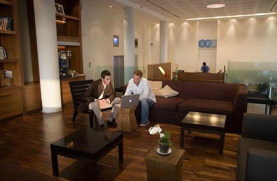 Sea Executive Suites - Tel Aviv lobby