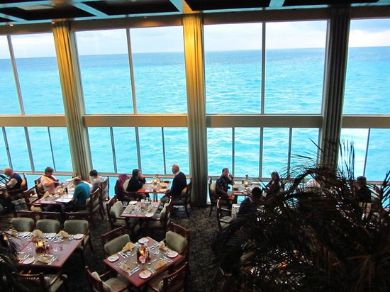 Pompano Beach Club: Restaurant