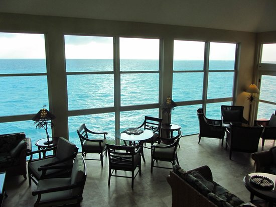 Pompano Beach Club: Sitting Area