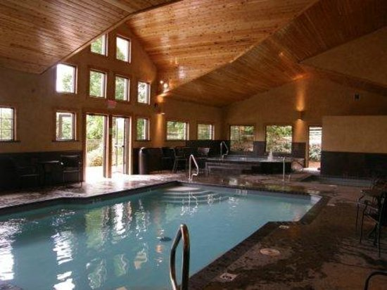 Village At Indian Point : Indoor Heated Pool and Spa