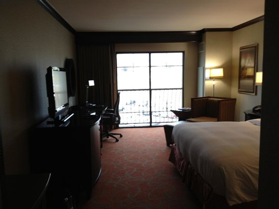 Hilton Dallas / Rockwall Lakefront: Nice and new decor