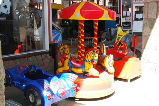 Arcade Amusements, Inc: merry-go-round