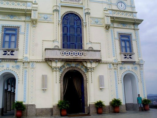 Sanctuary of Nossa Senhora da Penha : Penha