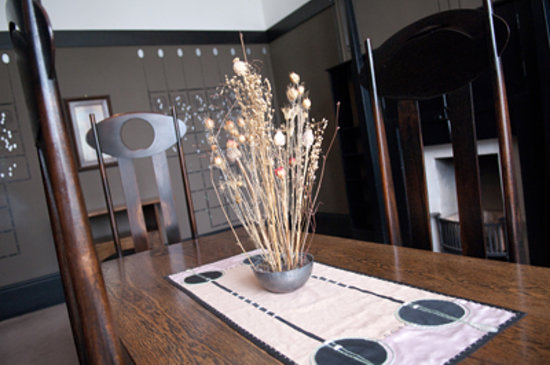 The Mackintosh House: Dining Room