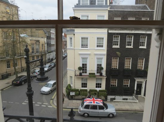 44 Curzon Street by Mansley: view from room