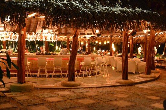 Hotel Tamarindo Diria: Bar