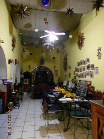 CasaMy Hostel CasaZalaoui: sala de estar