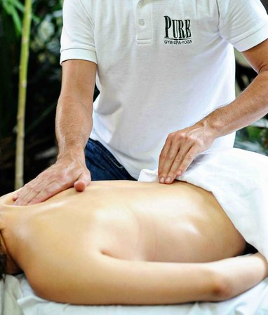 Pure Natural Health & Fitness Center: Massage at PURE