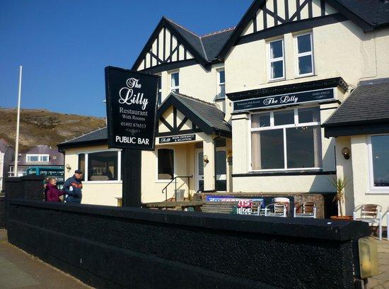 The Lilly, West Shore, Llandudno