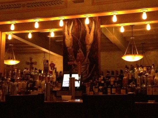Hotel St. Marie: Hotel Bar