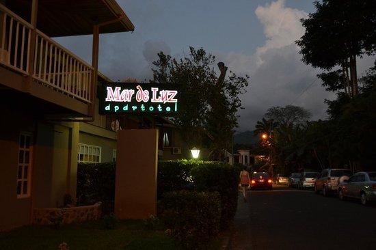 Hotel Mar de Luz: Hotel