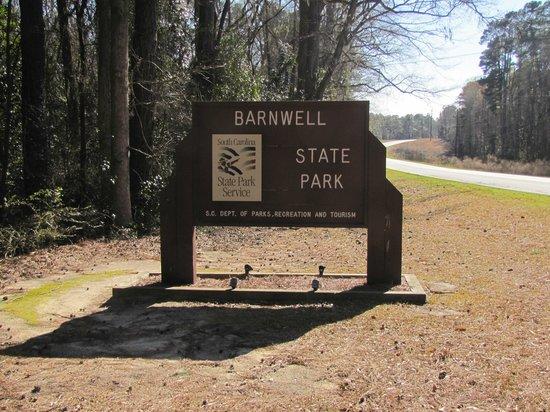 Barnwell State Park