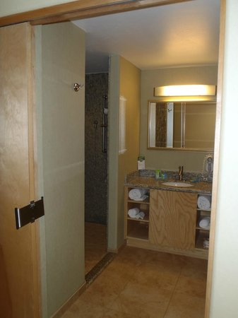 Radisson Hotel Yuma: Bathroom