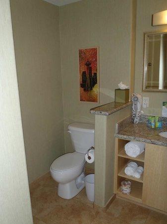 Radisson Hotel Yuma : Bathroom