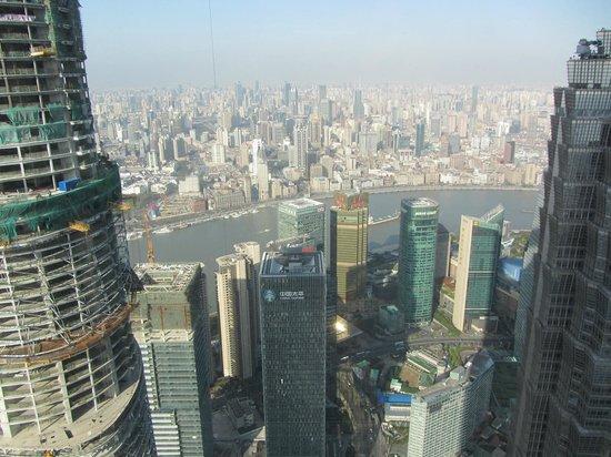 Park Hyatt Shanghai: View from the room