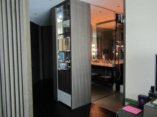 Park Hyatt Shanghai: The Mini Bar