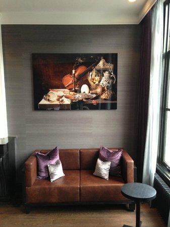 Canal House: Sofa room no. 12