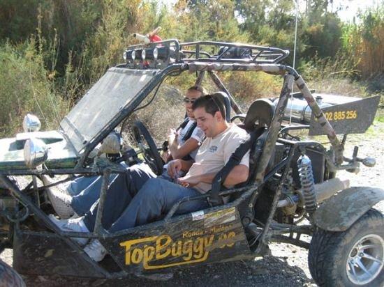 TopBuggy: De ruta hasta Guadiaro