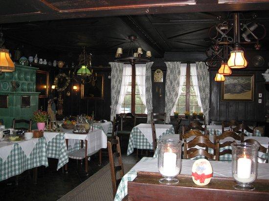 "Gasthaus ""Zum Adler"": Dining Room"