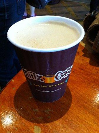 Philz Coffee: Silken Splendor