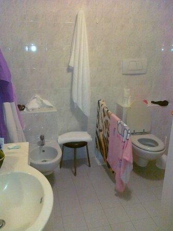 Hotel Terme Paradiso: bagno