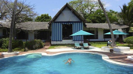 Diani Blue : The Pool...