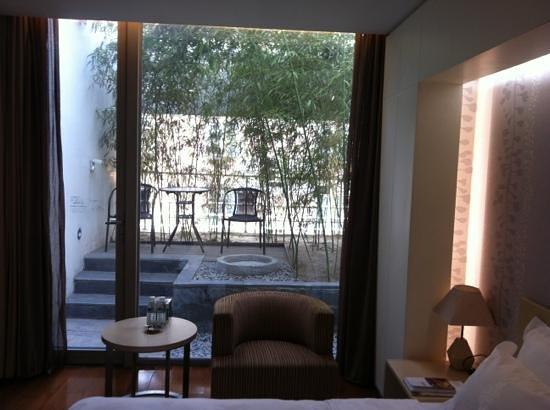 Hotel Kapok Beijing: balcony