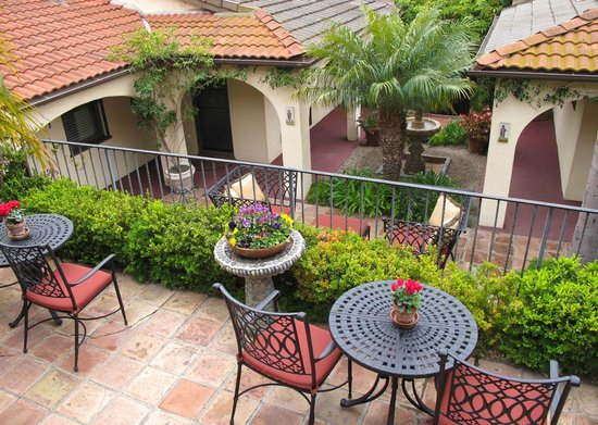 Casa Laguna Hotel & Spa: View from a terrace