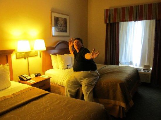 BEST WESTERN Smithfield Inn: View of the room