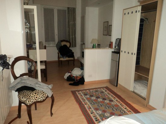 Affittacamere Ilda: Our room