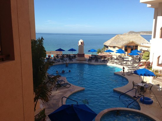Sea Of Cortez Beach Club Pool Area