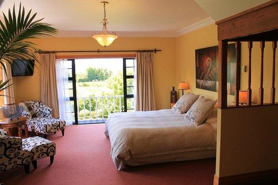 Superior Suite @ Hamurana Lodge Boutique Hotel