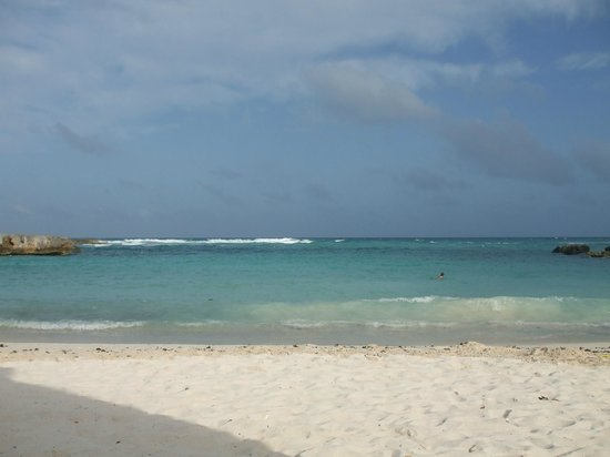 Grand Sirenis Riviera Maya Resort & Spa: beach