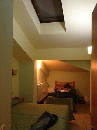 Xalet Besoli: habitacion