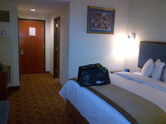 Room 2 Picture Of Wyndham Garden Baronne Plaza New Orleans New Orleans Tripadvisor