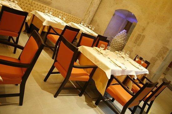 Arthur Restaurant: un ambiente acogedor