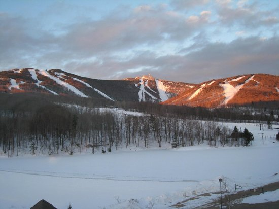 Killington Grand Resort Hotel: spring skiing awesome