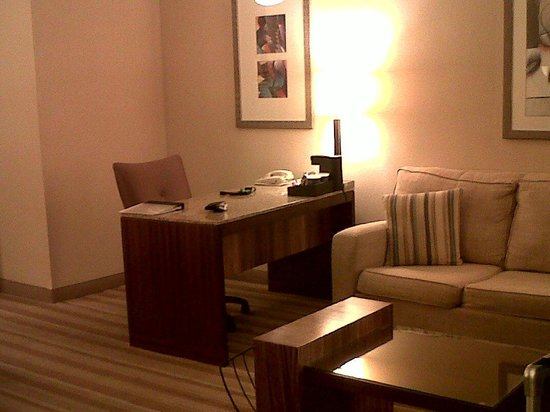 Hyatt Regency Miami: Suite