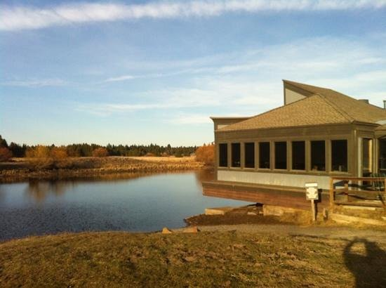 Hola Sunriver: right on the river!!