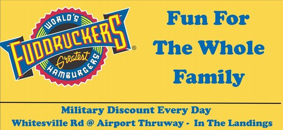 Fuddruckers: Fun For The Whole Family