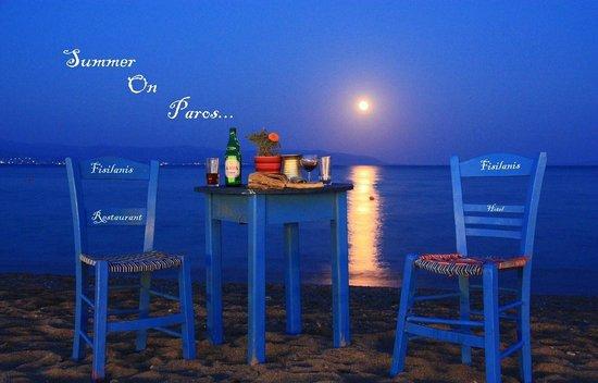 Fisilanis Restaurant: Full moon