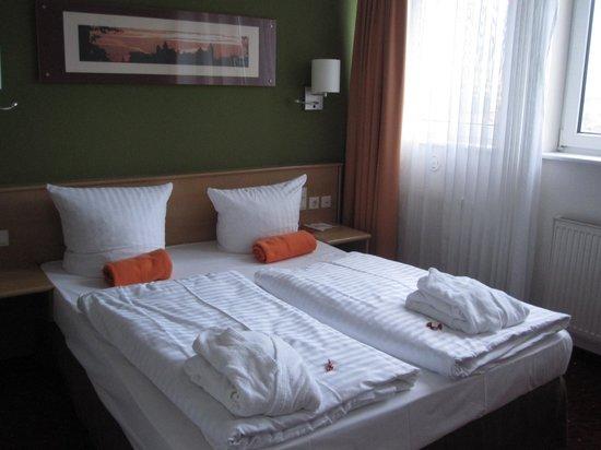Leonardo Hotel Nürnberg: Bedroom