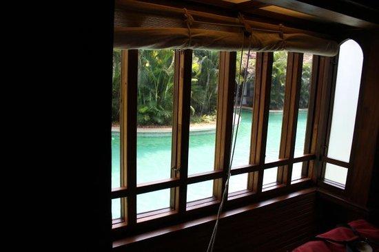 Kumarakom Lake Resort: Pool views
