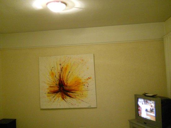 Apart Hotel Mendoza: Habitacion 1