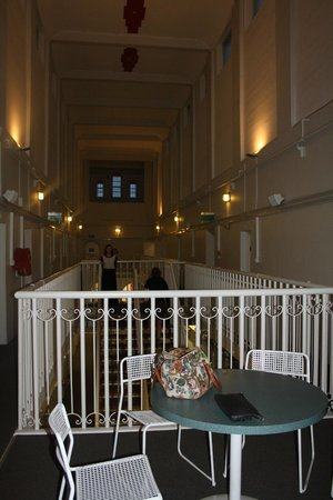 Jailhouse Accommodation: The Jailhouse