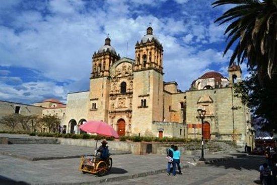 Hotel Boutique Parador San Miguel Oaxaca: santo domingo