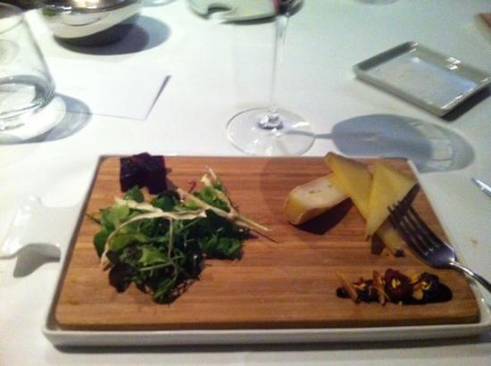 Europea: Cheese plate